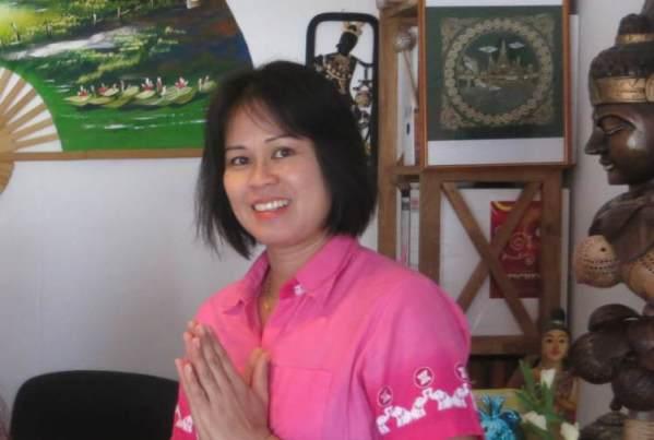 Thai massage neumünster